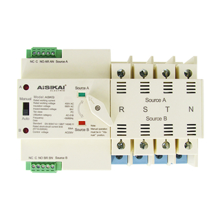 ASKQ Series Household ATS 16A~63A